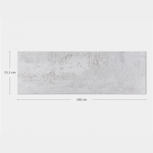 Porcelanosa Ruggine Niquel - 33.3x100cm Wall Tile