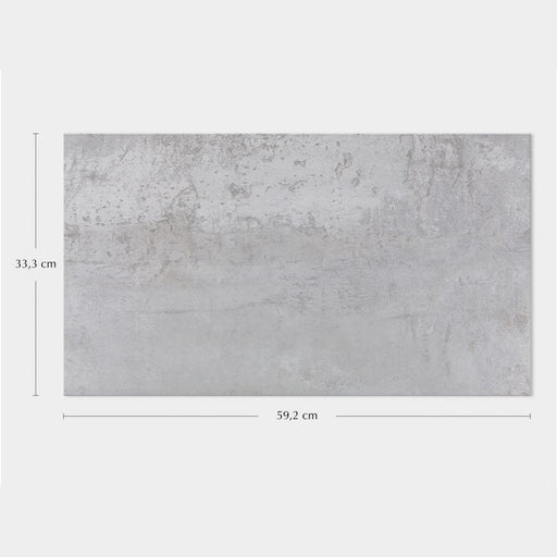 Porcelanosa Ruggine Niquel - 33.3x59.2cm Wall Tile