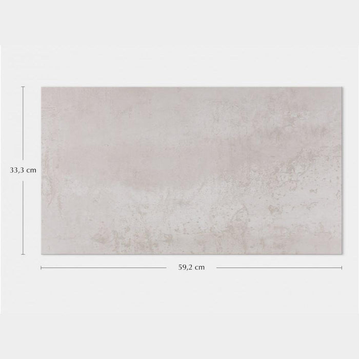 Porcelanosa Ruggine Platino - 33.3x59.2cm Wall Tile