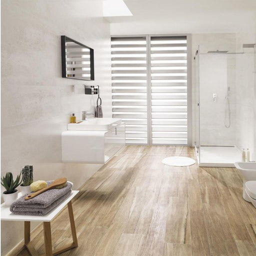Porcelanosa Ruggine Platino - Wall Tile