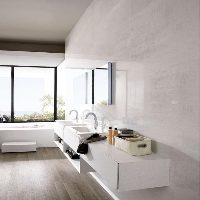 Porcelanosa - Shine - Titanio - 25x44cm - Gloss Wall Tiles