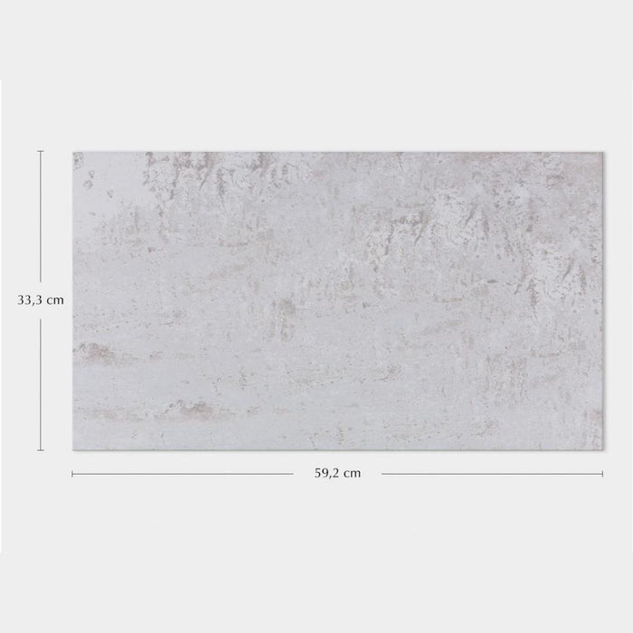 Porcelanosa - Shine - Niquel - 33x100cm - Gloss Wall Tiles