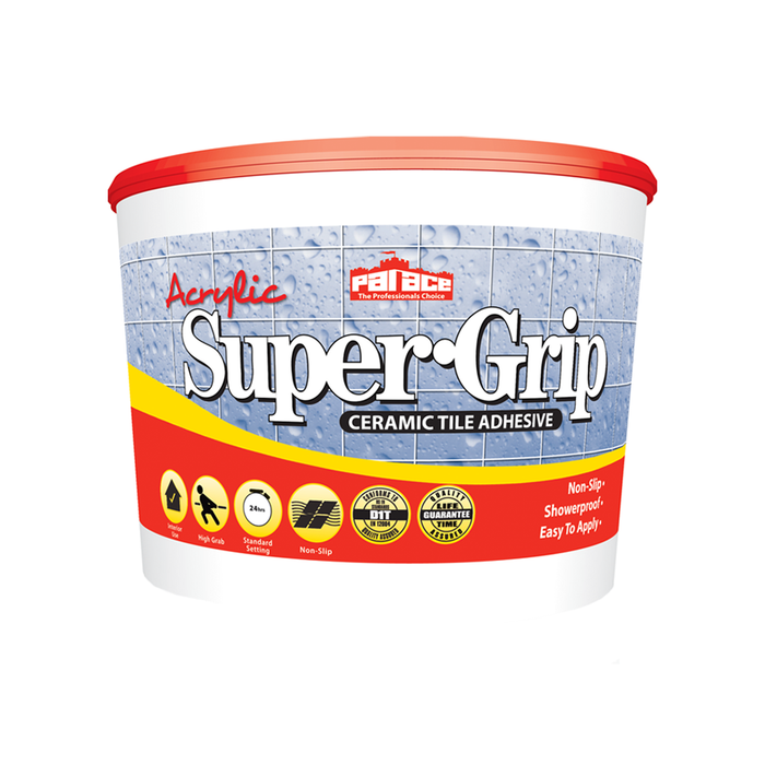 PALACE Super-Grip Wall Tile Adhesive - 15Kg
