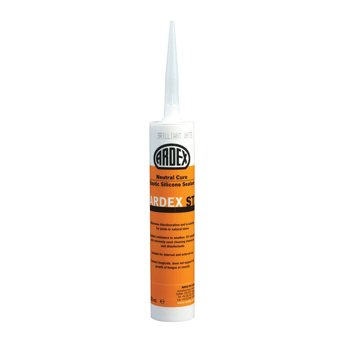 Ardex Silicone - 310Ml - various colours