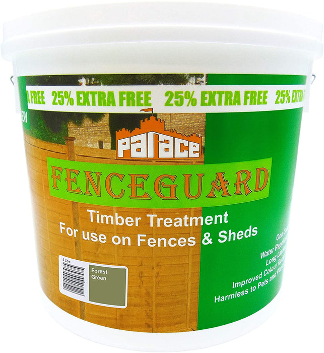 Fenceguard Timber Treatment - Multiple Colours