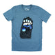 Adult Unisex Wave Bear T-shirt