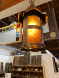 """Witches"" Hat Exterior Pendant Light (AUG20-12)"