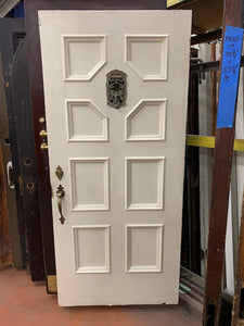 *SOLD*Multi-panel entry door (SEP20-6)