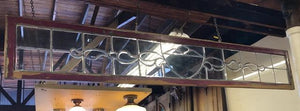Leaded Glass Transom [AUG19-2]