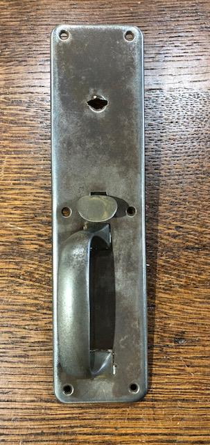 Stamped & Cast Steel Thumblever [JUL19-44]