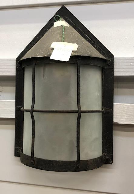Spanish/Tudor Revival Porch Sconce [JUL19-70]