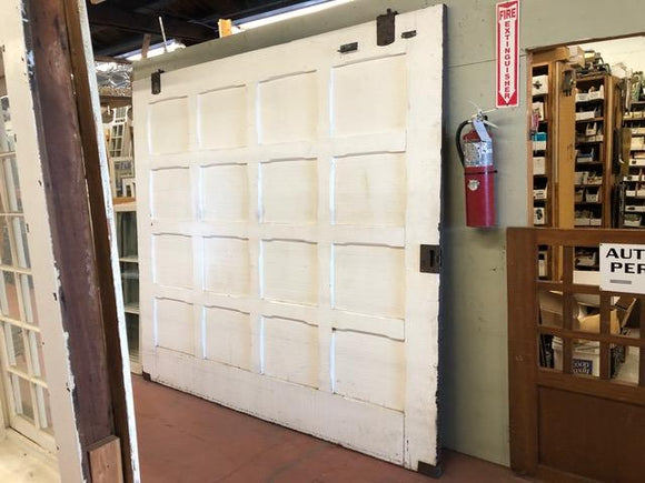 Spanish Revival Garage Door Set [APR19-3]