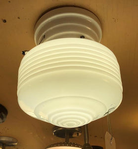 Porcelain Deco Flush Mount [NOV19-30]