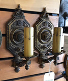 Empire Style Wall Sconces-Pair [PRJUL19-54]