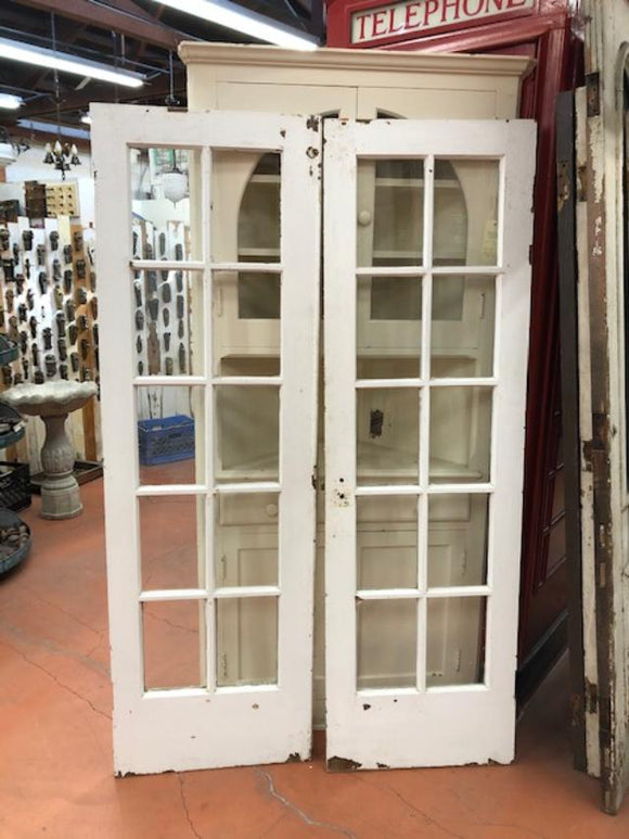 10 Light French Doors-Pair [APR18-18]