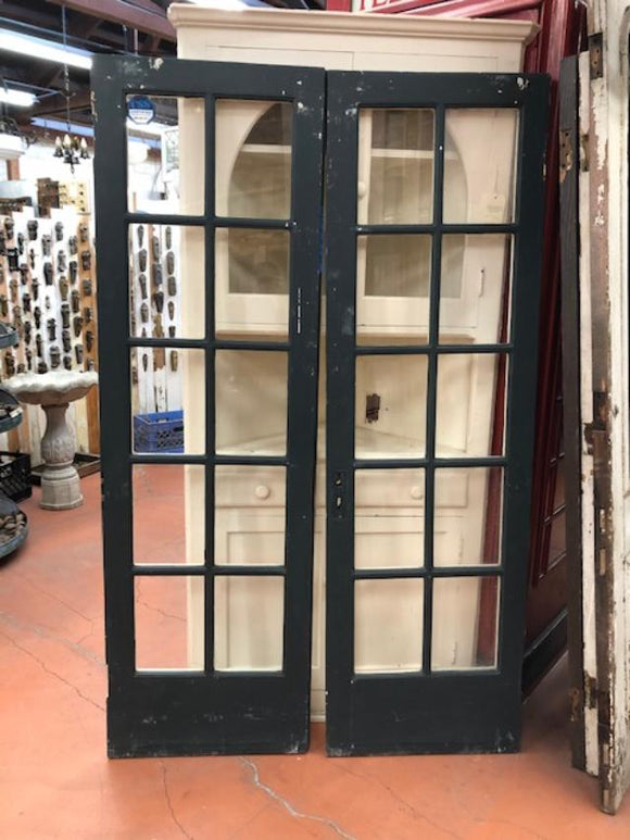 10 Light French Doors-Pair [DEC17-19]