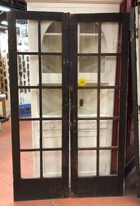 10 Light French Doors-Pair [JN17-28]