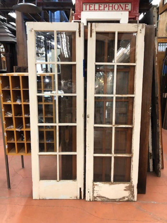 10 Light French Doors-Pair [MAR17-35]