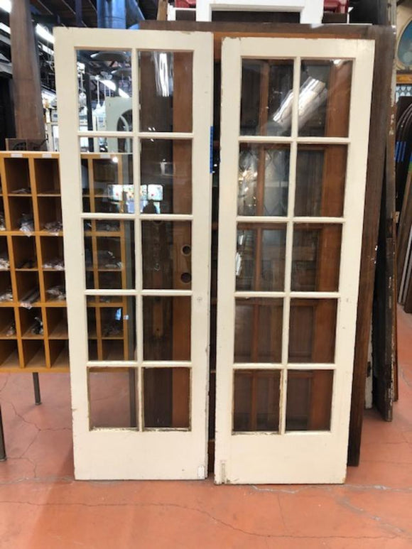10 Light French Doors-Pair [MAR18-68]