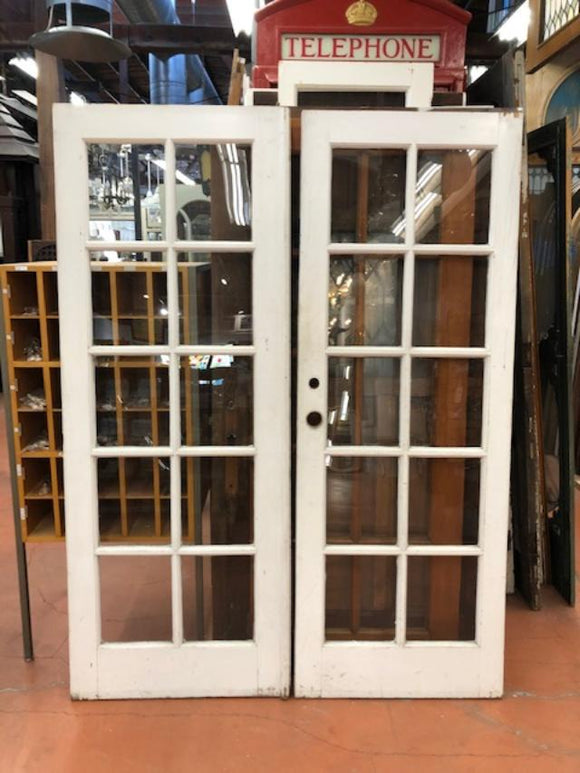 10 Light French Doors-Pair [DEC15-35]