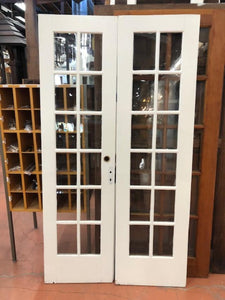12 Light French Doors-Pair [JN17-36]