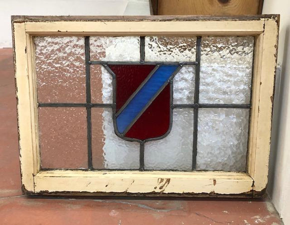 Stained Glass Transom Window [MAR20-6]