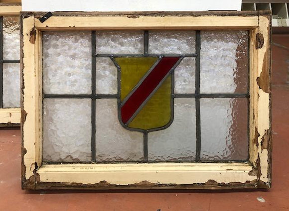 Stained Glass Transom Window [MAR20-7]