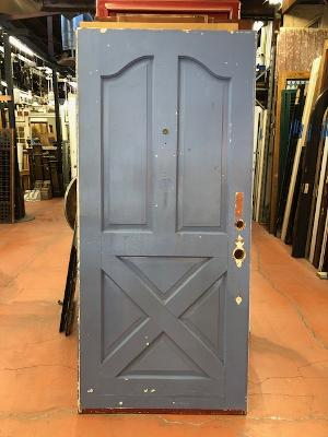 Ranch-style Entry Door (OCT20-13)