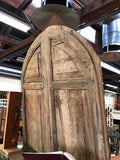 Arched Pair of Gate Doors (OCT20-1)