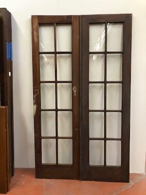 10-Light French Door Set (PRKS-117)     48-1/4