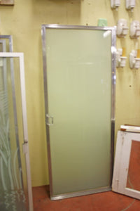Vintage 1920's Shower Door [apr14-46]