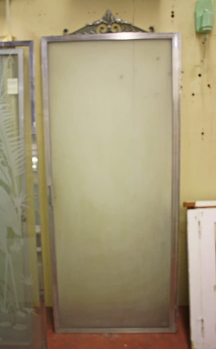 Vintage 1920's Shower Door [apr14-48]