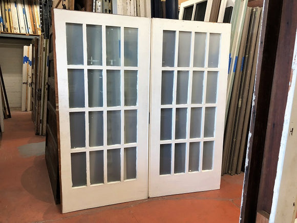 Thirty-two Light Pocket Door Set [FEB18-34]