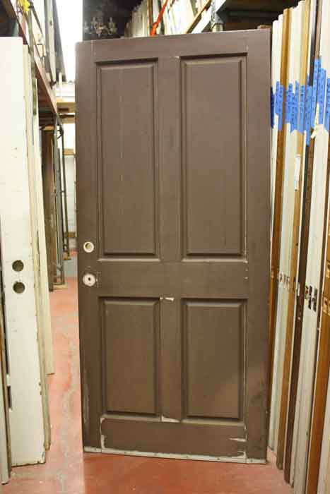 Four Panel Entry Door [jl13-6]