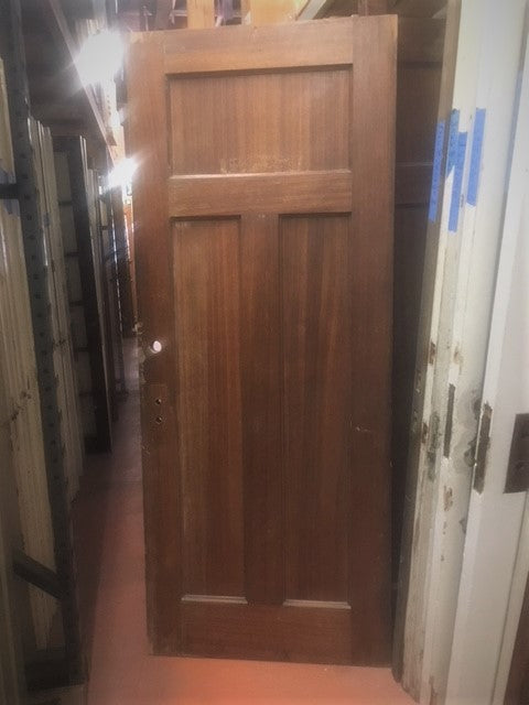 Paneled Entry Door [JN18-7]