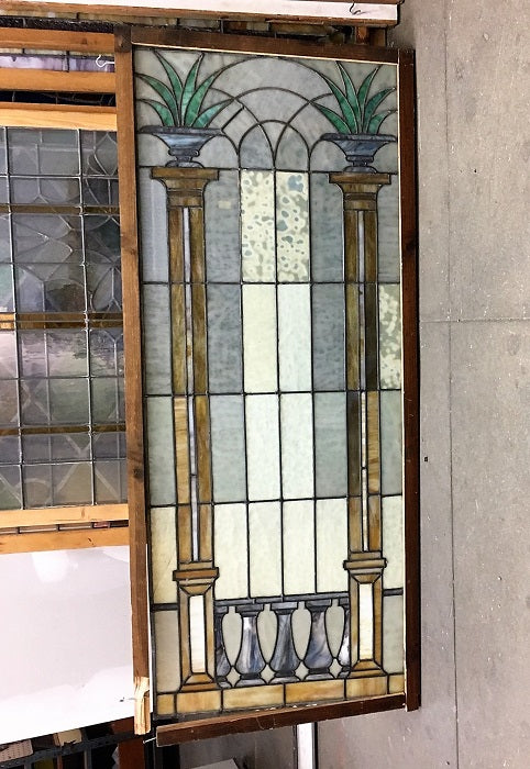 Stained Glass Window [OC-24]