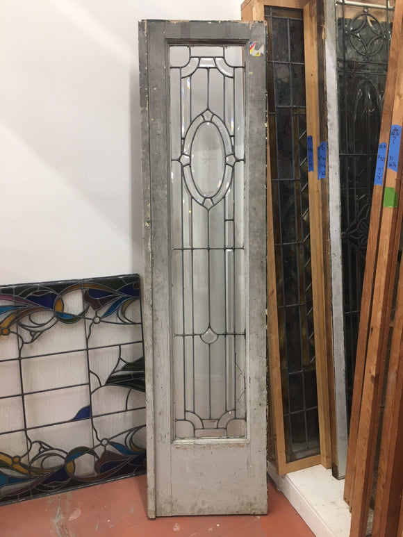 Beveled Leaded Glass Window [oc-52]