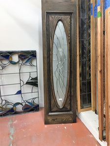 Beveled Leaded Glass Window [OC-62]