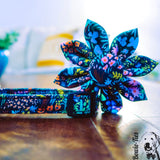 Rifle Paper Navy Meadow Flower