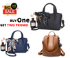 GET 3 WOMEN SLING BAG BUY GET 2 PROMO