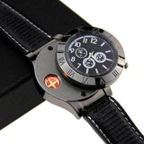 LT  Electronic Windproof USB Lighter Watch    ⭐⭐⭐⭐⭐