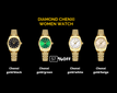 Diamond Cenxi Women Watch