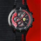 RACING CAR FERRARI WATCH ( FREE SHIPPING NATIONWIDE)