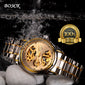 BOSCK  Luxury Hollow Mechanical Quartz Watch   ⭐⭐⭐⭐⭐