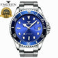 FNGEEN Mechanical Luminous Automatic watch Blue ⭐⭐⭐⭐⭐