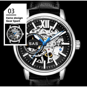 SAS SHIELD ANCHOR SHARK Sport Watches