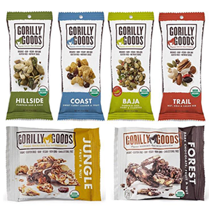 Gorilly Goods Variety Pack