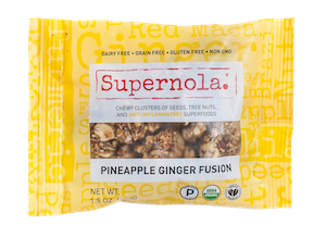 Supernola Pineapple Ginger Fusion