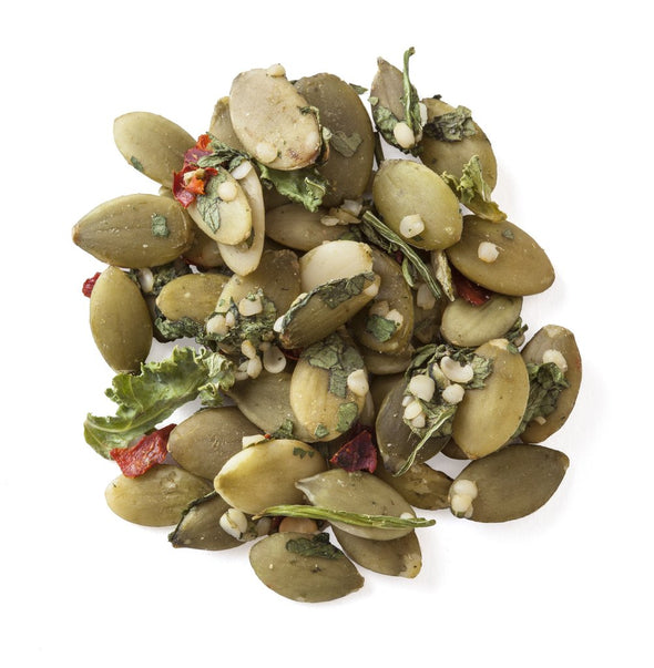 1.3oz Baja - Spicy Lime Pumpkin Seeds + Cilantro (12-pack)