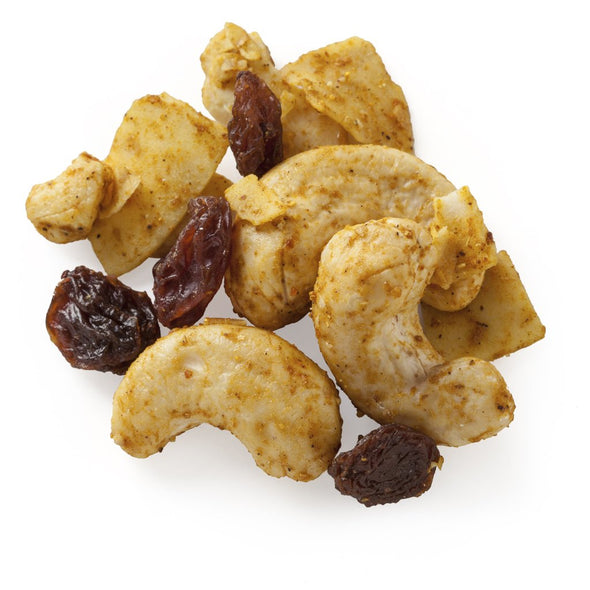 1.3oz Coast - Sweet Curry Cashews (12-pack)